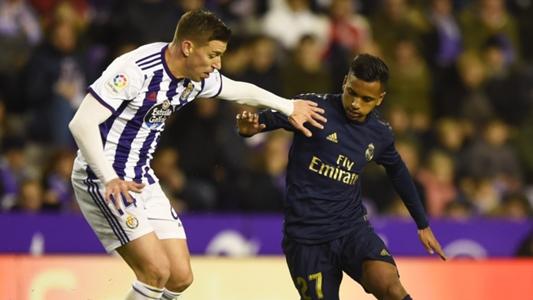 Nacho da el liderato a un Real Madrid que sabe sufrir | Goal.com