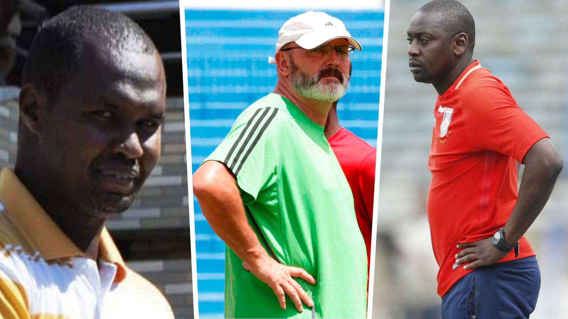 Kaze and five coaches to replace Krmpotic at Yanga SC