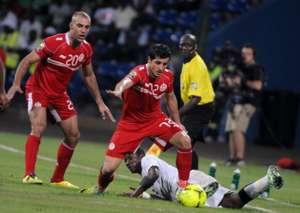 تونس - غانا - خليل شمام