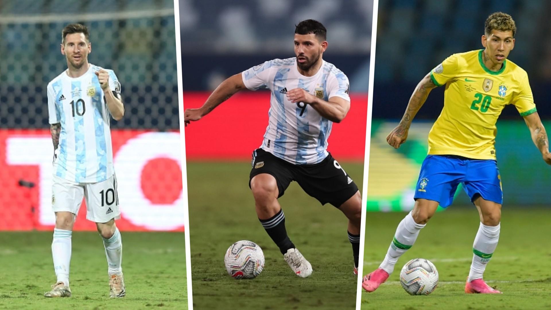 Lionel Messi, Sergio Aguero to Roberto Firmino - 10 Copa America 2021 stars who have visited India