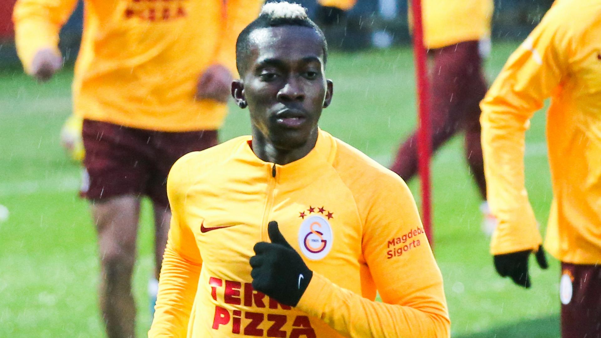 On-loan Monaco forward Onyekuru cleared to play for Galatasaray