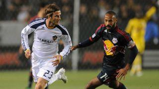 Thierry Henry David Beckham MLS 05072011