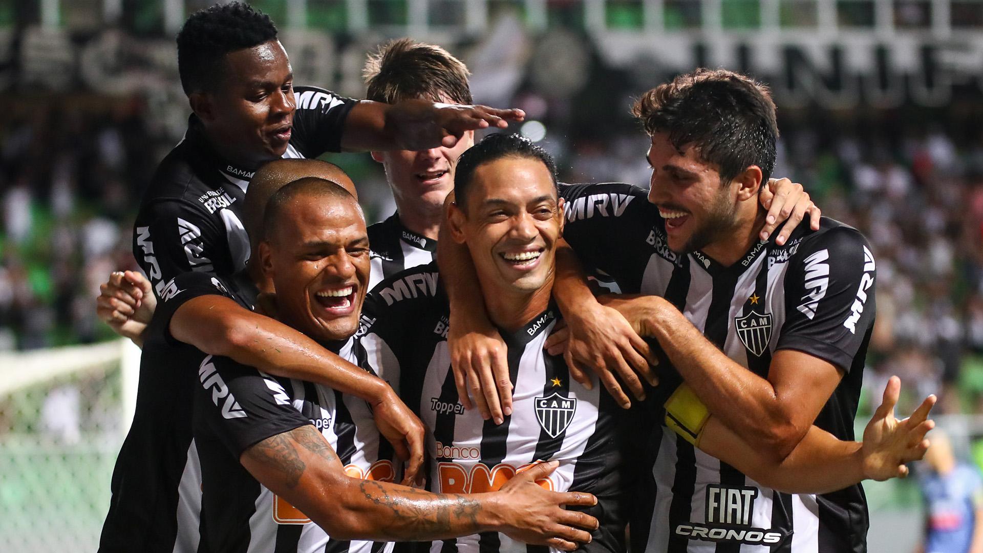 Ricardo Oliveira Atlético-MG URT Mineiro 30012019