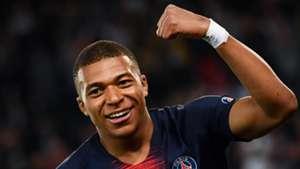 Kylian Mbappe PSG 2019