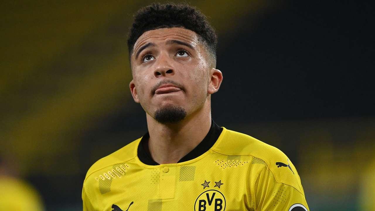 Jadon Sancho Dortmund 2020-21