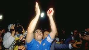 Diego Maradona Napoli