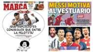 1 October newspapers
