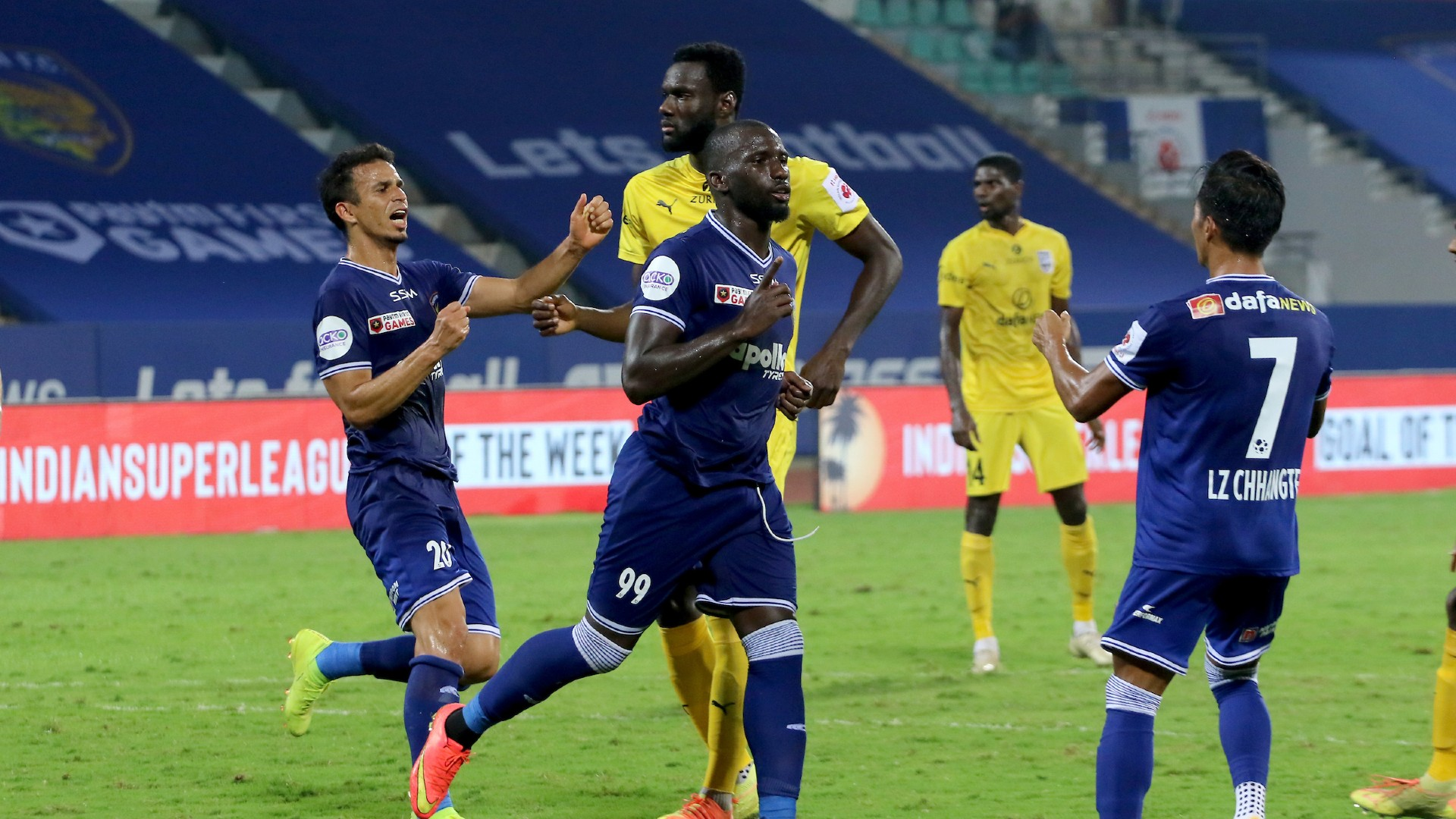 'Ahmed Jahouh's gift cost us two points' - Mumbai City boss Sergio Lobera demands improvement from the midfielder