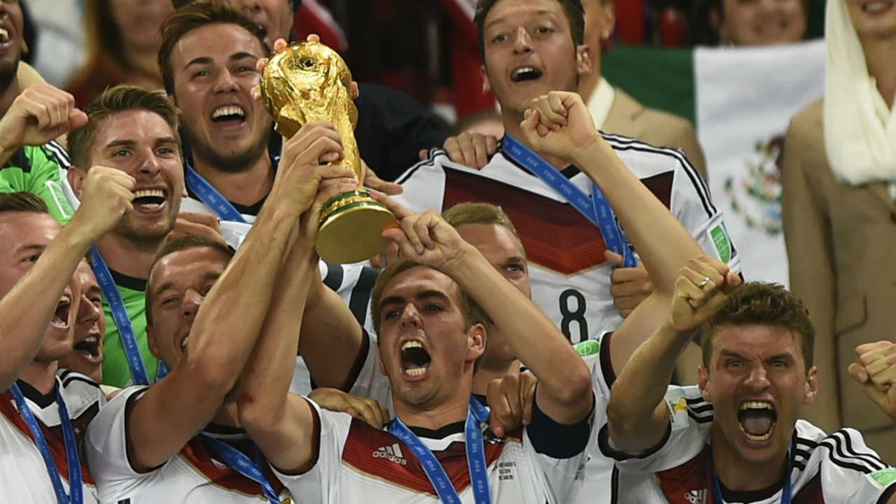 Philipp Lahm Germany World Cup