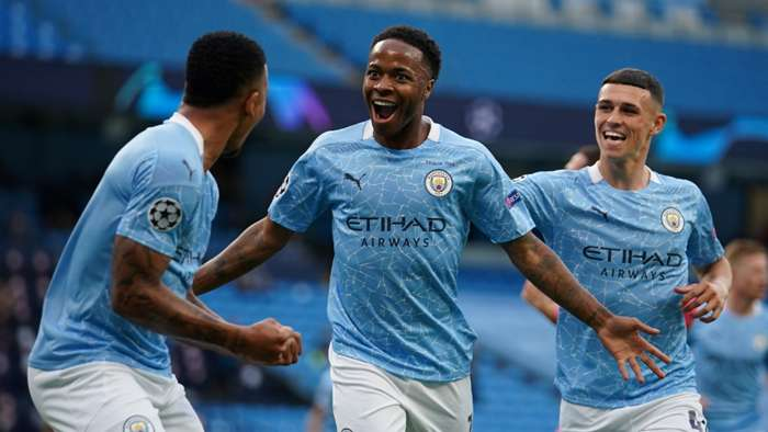 Sterling Manchester City 2020