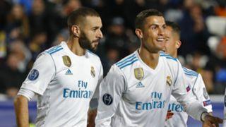 Ronaldo and Benzema APOEL
