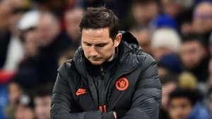 Frank Lampard Chelsea Bayern Munich 2019-20