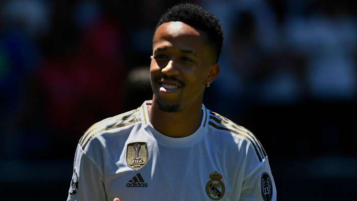 Eder Militao Real Madrid 2019