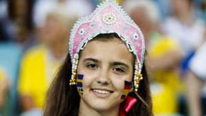 美女サポワールドカップ_ドイツvsスウェーデン_スウェーデン2