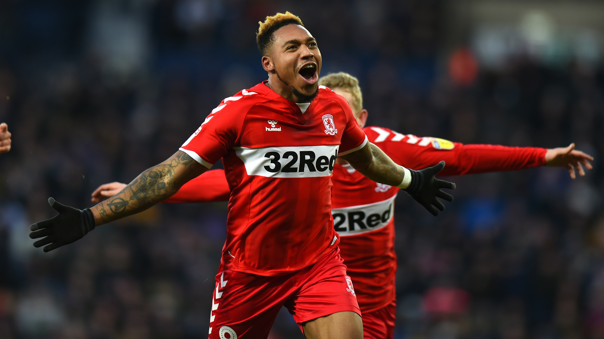 Assombalonga on target in 3-2 Middlesbrough friendly defeat vs Newcastle United | Goal.com