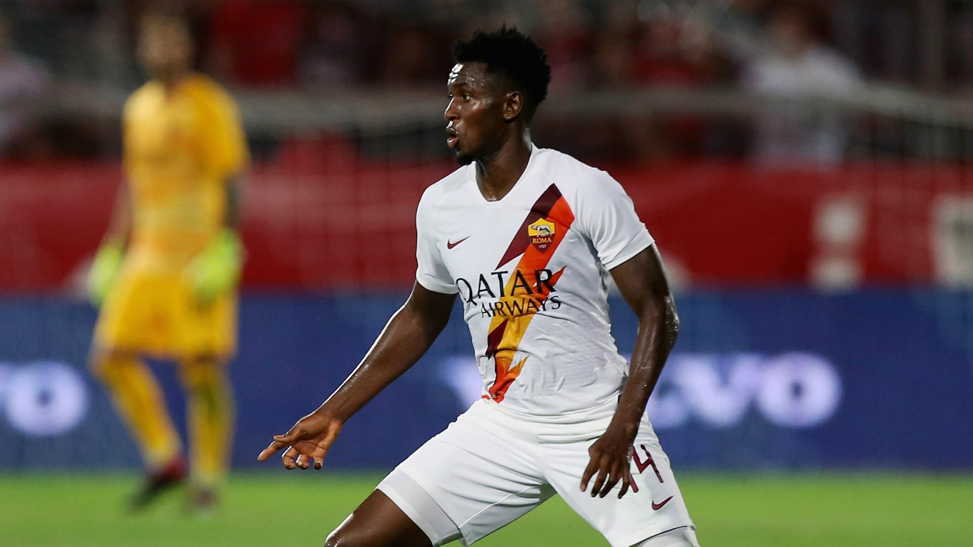 Roma's Amadou Diawara names ex-Manchester City midfielder Yaya Toure as role model