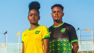 Women's World Cup 2019 kit Jamaica