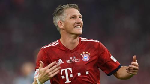 Bastian Schweinsteiger Bayern Munich Chicago Fire