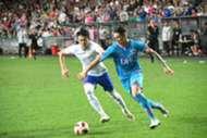 New Year Cup, Shandong Luneng 3:1 won over Sagan Tosu.