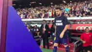 Messi camiseta Dembele