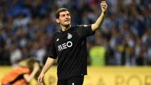 Iker Casillas Oporto campeón Liga NOS