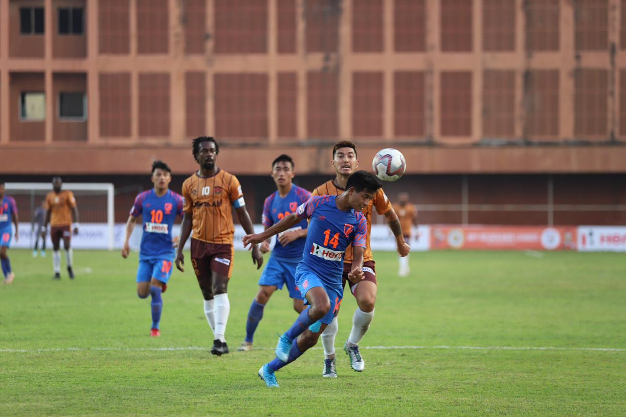 Indian Arrows vs Gokulam Kerala