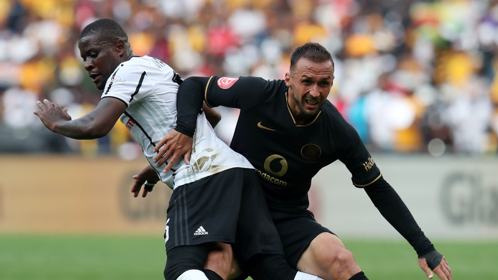 Kaizer Chiefs striker Nurkovic: Soweto Derby every player's dream