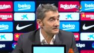 Ernesto Valverde Barcelona 24-09-2019