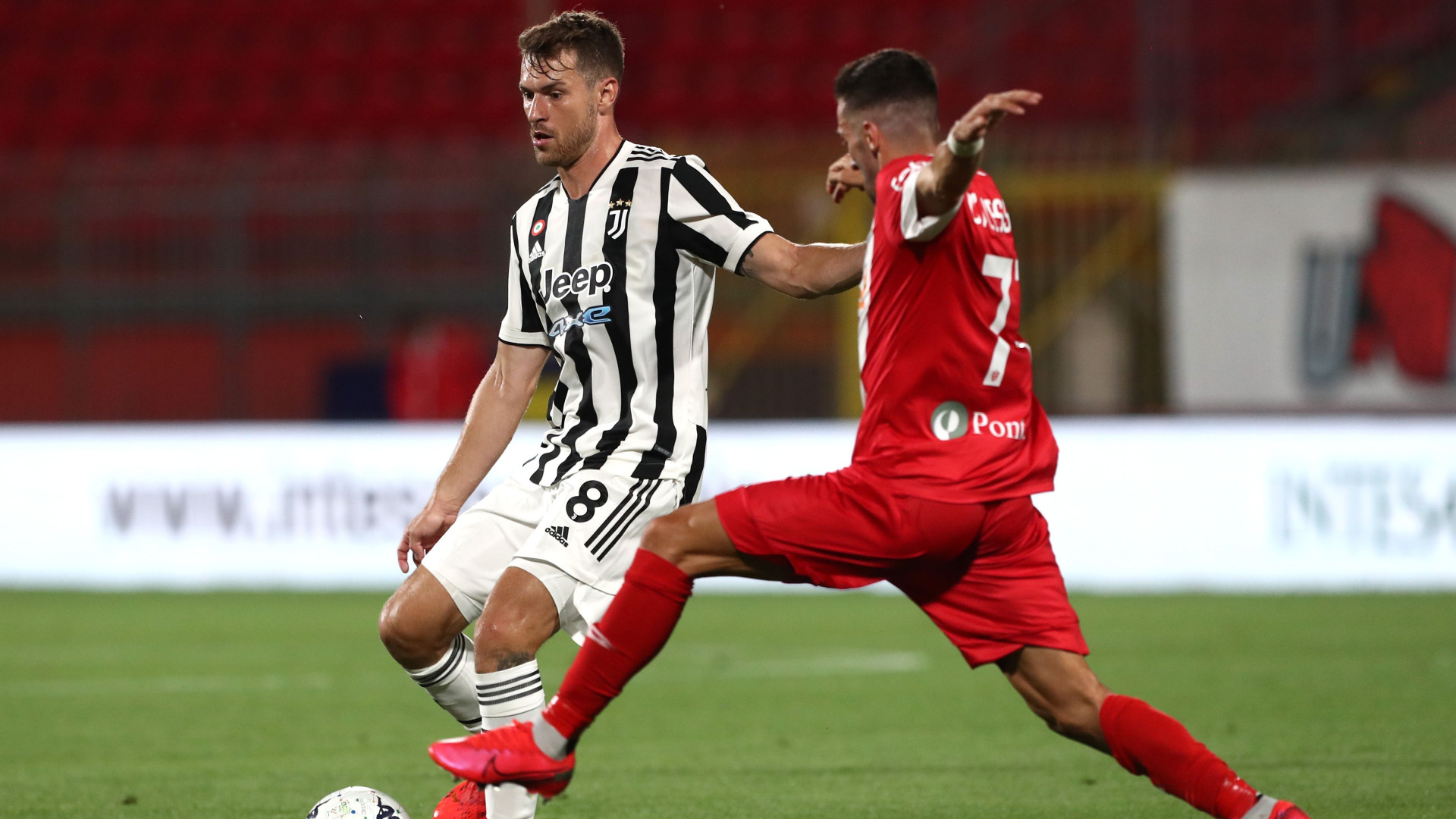 Newcastle ask Juventus about Ramsey transfer as Welsh midfielder is linked with Premier League return