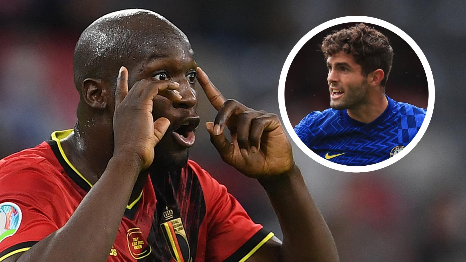 Tuchel explains how Lukaku will help USMNT star Pulisic as Chelsea close on £98m striker