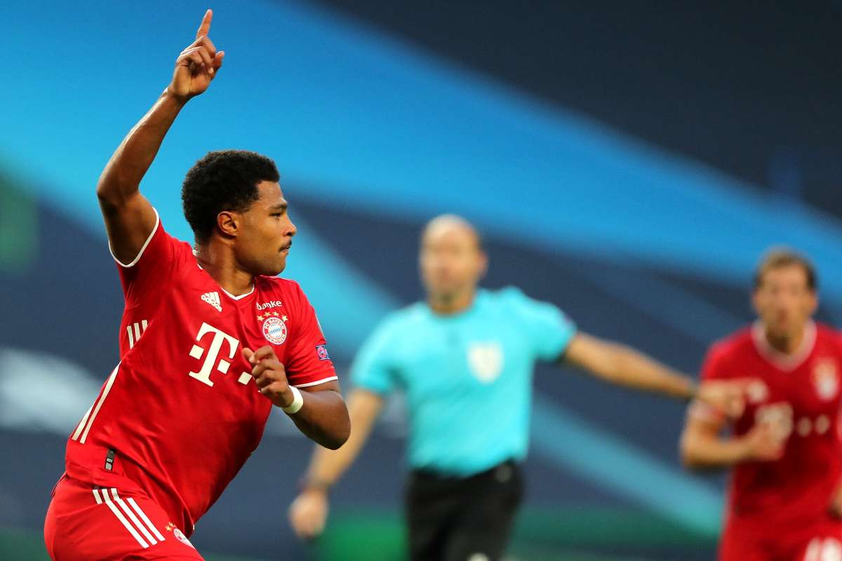 Gnabry admits Bayern were lucky to see Lyon spurn early chances in  Champions League win | Goal.com