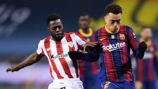 Dónde ver en directo online el Barcelona vs. Athletic Bilbao, final de la Supercopa de España 2021: Canal de TV y Streaming en vivo | Goal.com