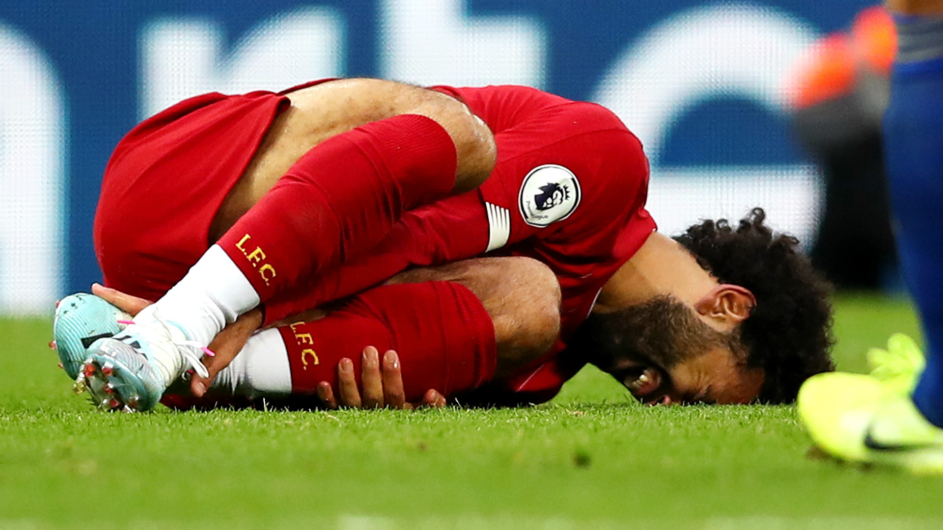 Image result for images of Mohamed Salah Sidelines, To Miss Egypt's Africa Cup Of Nations Qualifiers