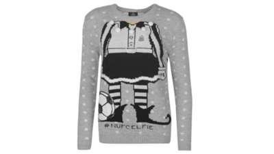 Newcastle Christmas Jumper