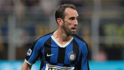 Diego Godin Inter 2019/20