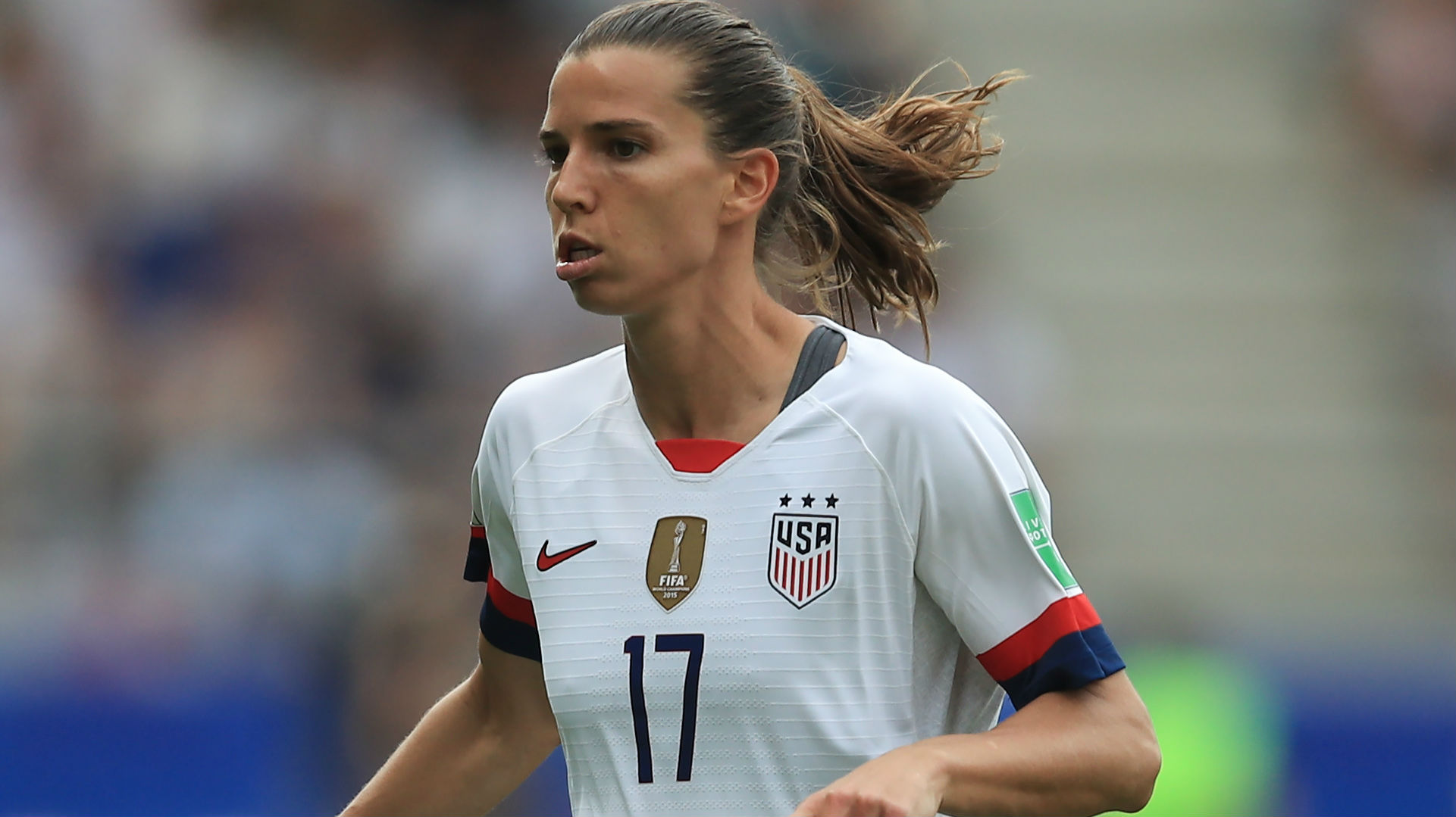 Manchester United complete signing of World Cup victor Tobin Heath