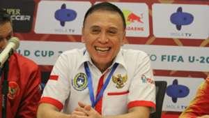 Ketua Umum Pssi Larang Indra Sjafri Rangkap Jabatan Goal Com