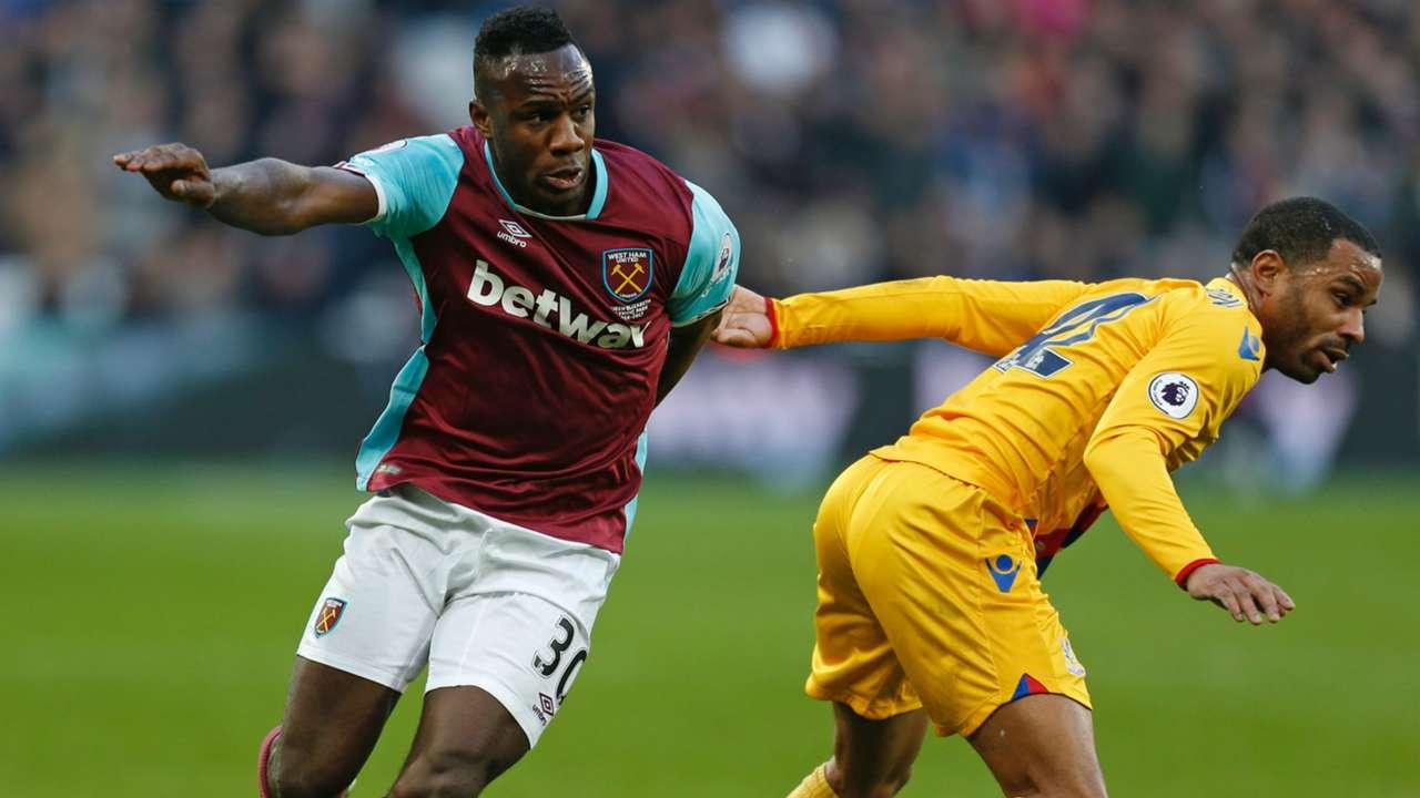 Michail Antonio West Ham Premier League