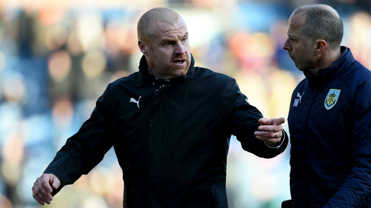 Sean Dyche Burnley Southampton