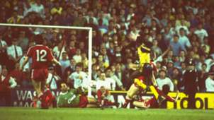 Michael Thomas Arsenal Liverpool 1989 Anfield