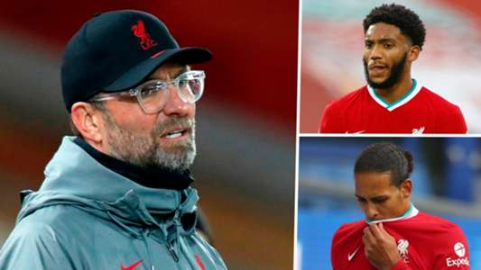 Klopp casts doubt over Van Dijk & Gomez being ready for Liverpool's season opener against Norwich   Goal.com