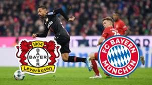 GFX Bayer Leverkusen FC Bayern 2019