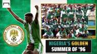 Nigeria at the Olympics