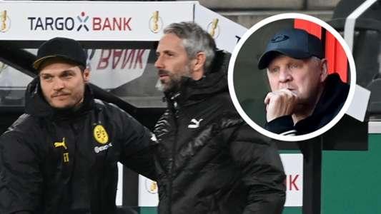 """""""Hätten die BVB-Bosse gewusst, wie diese Saison ausgeht ..."""": Stefan Effenberg spricht über Marco Rose und Edin Terzic   Goal.com"""