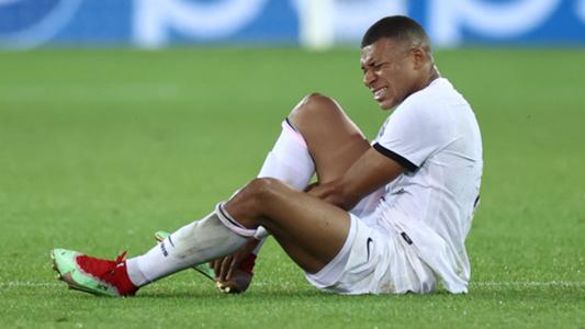 PSG : Mbappé connait la gravité de sa blessure | Goal.com