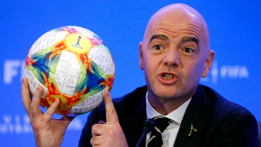 Football will be different after coronavirus crisis, says FIFA chief Infantino | Goal.com