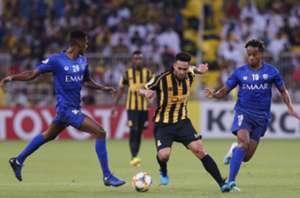 لويس خيمينيز الاتحاد الهلال السعودية دوري أبطال آسيا