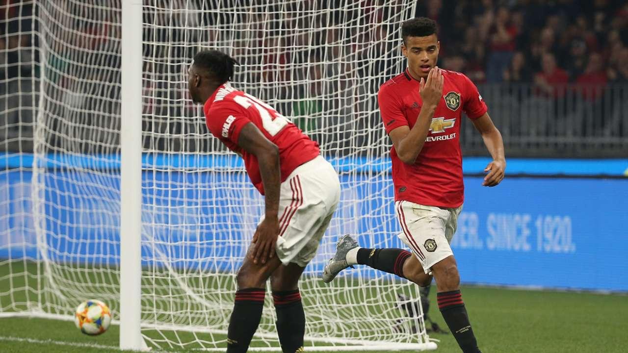 Mason Greenwood Manchester United
