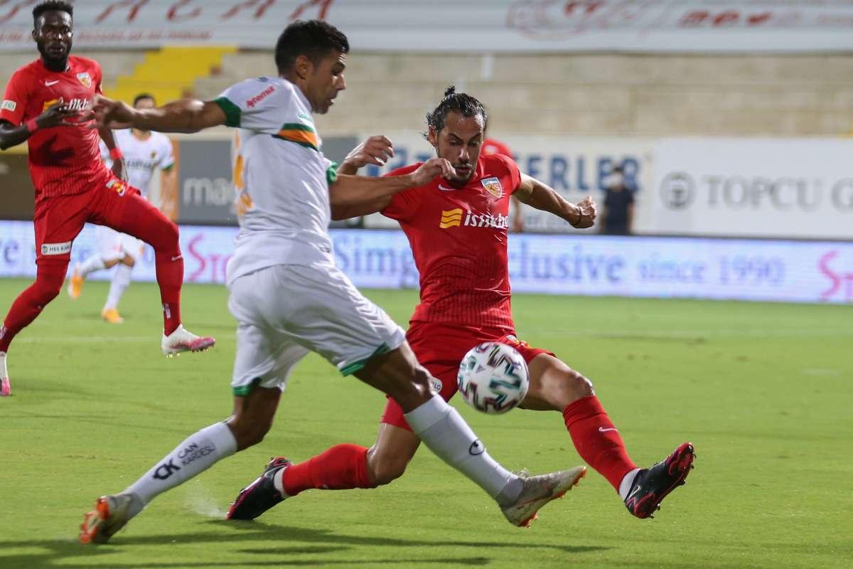 Alanyaspor - Kayserispor Maç Raporu, 19.09.2020, Süper Lig | Goal.com