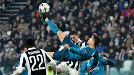 """Buffon verrät Ronaldos Reaktion nach CL-Traumtor: """"Ich bin 33. Nicht schlecht, oder?"""""""